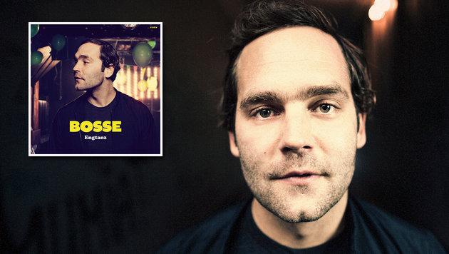 """Bosse: """"Zum Schreiben reicht mir ein Dixie-Klo"""" (Bild: Universal Music)"""