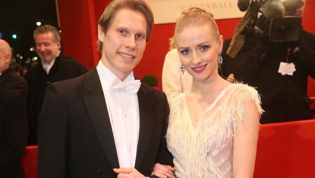 Die erste Solotänzerin Olga Esina mit Kirill Kourlaev (Bild: Klemens Groh)