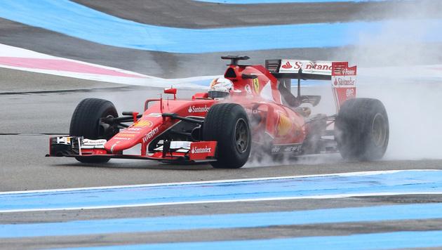 Formel 1: Kopfschutz im Cockpit dürfte 2017 kommen (Bild: AP)