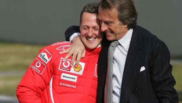 """""""Habe leider keine guten News �ber Schumacher"""" (Bild: GEPA)"""