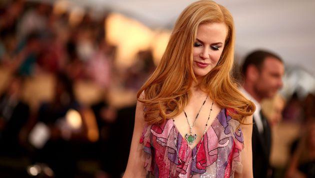 Nicole Kidman (Bild: APA/AFP/GETTY IMAGES/Christopher Polk)
