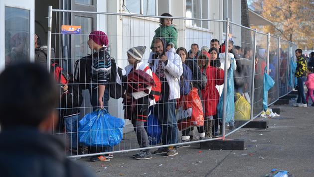 Statistik Austria will Asylstatistik übernehmen (Bild: APA/BARBARA GINDL)