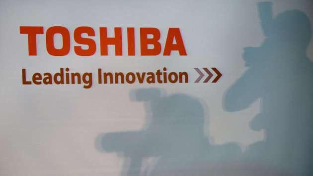 Toshiba schließt Fabriken, streicht 10.000 Stellen (Bild: APA/AFP/TORU YAMANAKA)