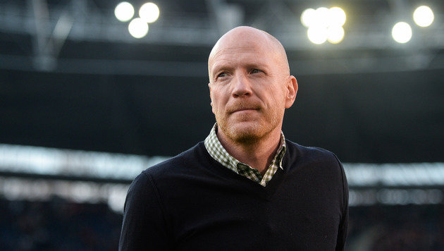 Ex-Bayern-Sportdirektor Sammer wird TV-Experte (Bild: APA/AFP/NIGEL TREBLIN)