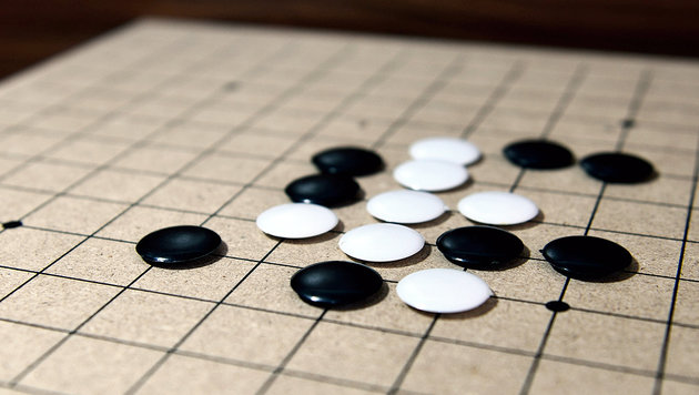 Google-Computer tritt gegen Go-Champion an (Bild: thinkstockphotos.de)