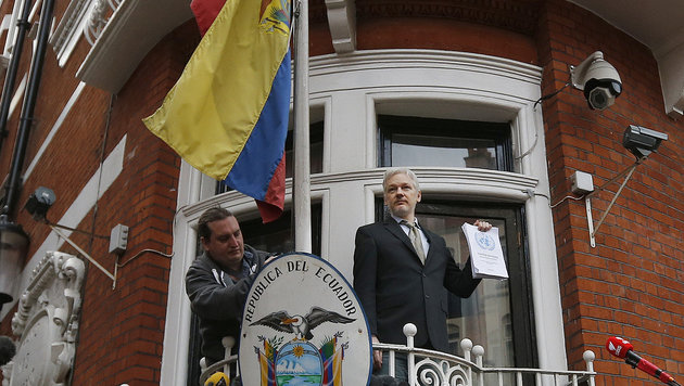 WikiLeaks: Belohnung für Infos aus dem Weißen Haus (Bild: AP)