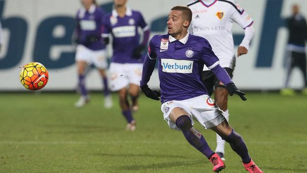 Grödig vs. Austria: Venuto gleich gegen Ex-Klub (Bild: GEPA)