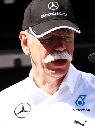Mercedes-Boss hofft auf harten Kampf mit Ferrari (Bild: GEPA)