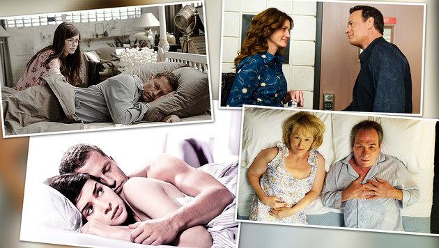 TV-Tipps für einen witzigen Wochenstart (Bild: Paramount Pictures, Warner Bros., Sony Pictures)