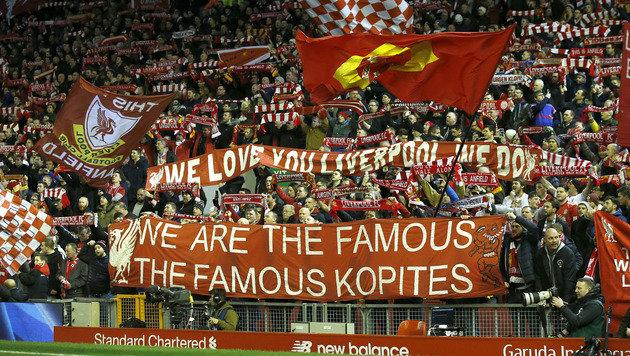 Ticket-Protest der Liverpool-Fans erfolgreich (Bild: AP)