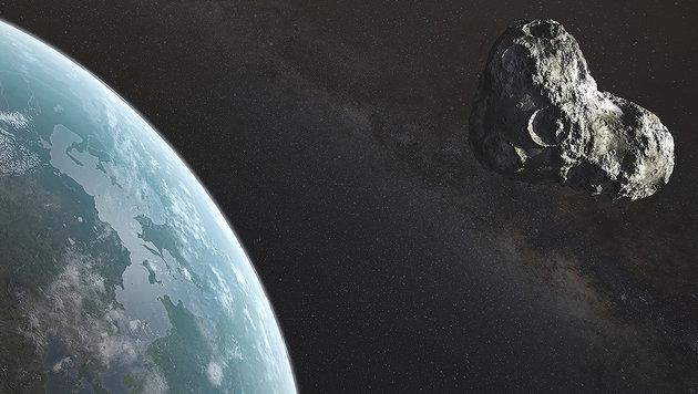 """UNO erklärt 30. Juni zum """"Tag der Asteroiden"""" (Bild: thinkstockphotos.de (Symbolbild))"""