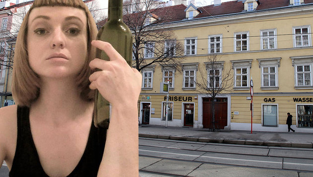 """Verdächtiger Gambier widersetzt sich Auslieferung (Bild: """"Krone"""", Andi Schiel)"""