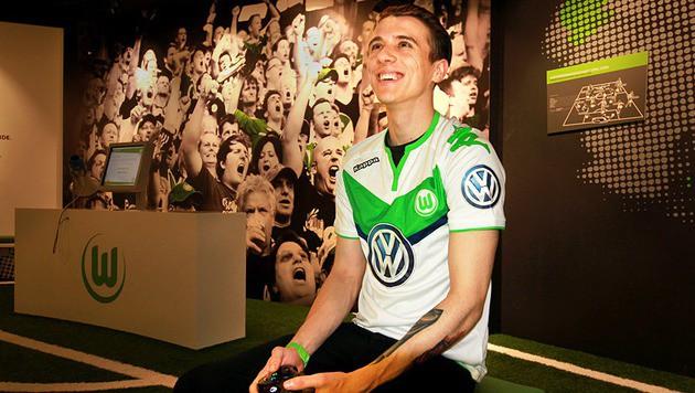 VfL Wolfsburg nimmt E-Sportler unter Vertrag (Bild: Vfl Wolfsburg)
