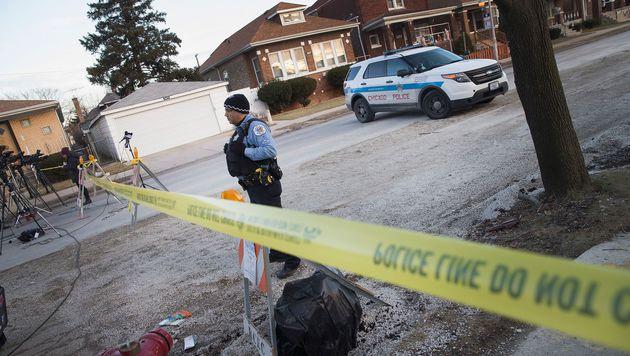 Höchste Gewaltrate seit fast 20 Jahren in Chicago (Bild: 2016 Getty Images)