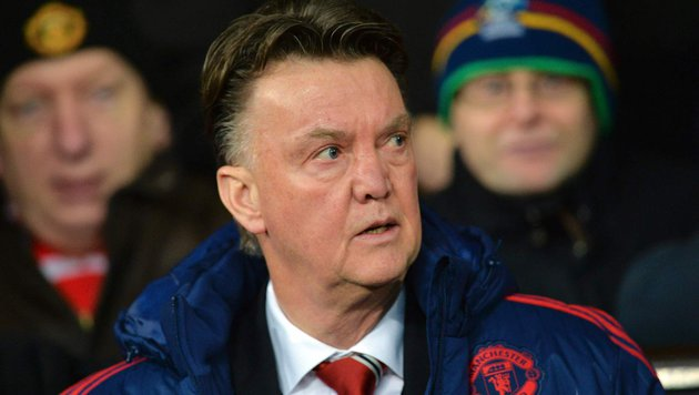 Louis van Gaal (Bild: APA/AFP/PAUL ELLIS)