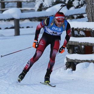 Biathlon: Platz zwei f�r �sterreich in Canmore! (Bild: GEPA pictures)