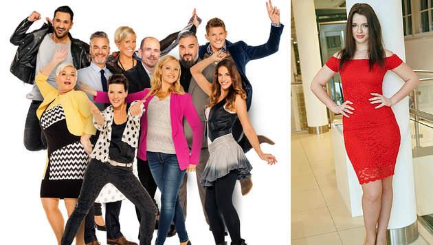 Roxanne Rapp nimmt die Dancing Stars unter die Lupe. (Bild: ORF/Thomas Ramstorfer, Starpix/Alexander TUMA)