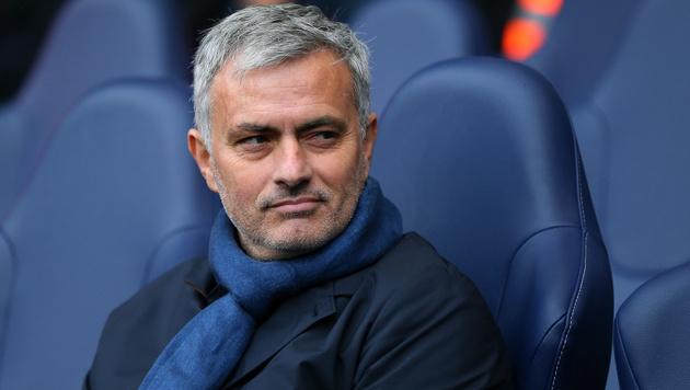 """Jose Mourinho: """"Ich werde bald zurück sein!"""" (Bild: GEPA)"""