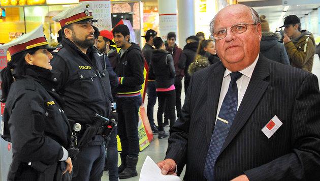 """""""Marokkaner, die schon da sind, werden abtauchen"""" (Bild: Markus Tschepp, Horst Ein�der)"""