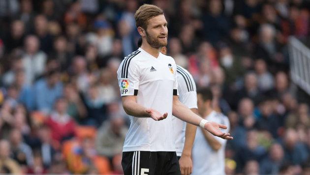 Rapid-Gegner Valencia kassierte nächste Ohrfeige! (Bild: GEPA pictures)