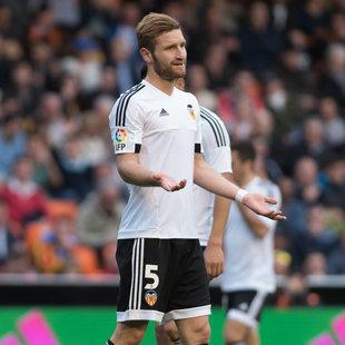 Rapid-Gegner Valencia kassierte n�chste Ohrfeige! (Bild: GEPA pictures)