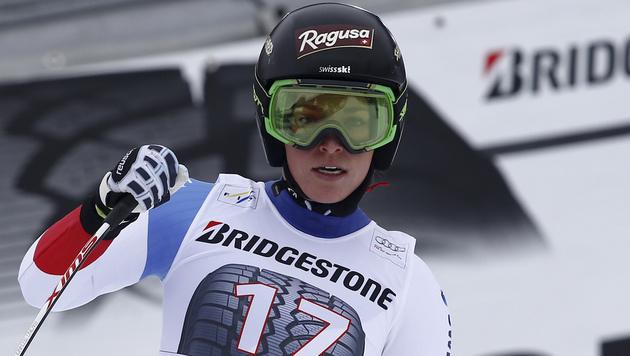 Vonn-Serie gerissen! Lara Gut gewinnt in Garmisch (Bild: AP)