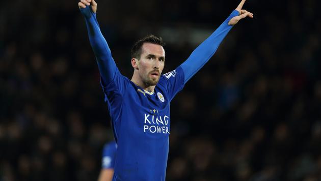 Leicester kann Fan Riesen-Wettgewinn bescheren (Bild: GEPA)