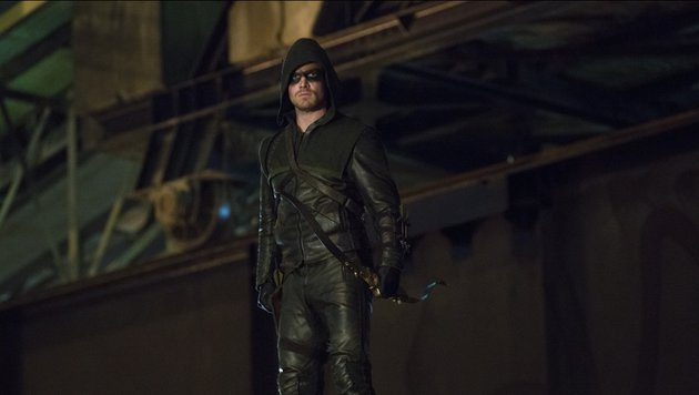 """Arrow"" (Bild: The CW)"