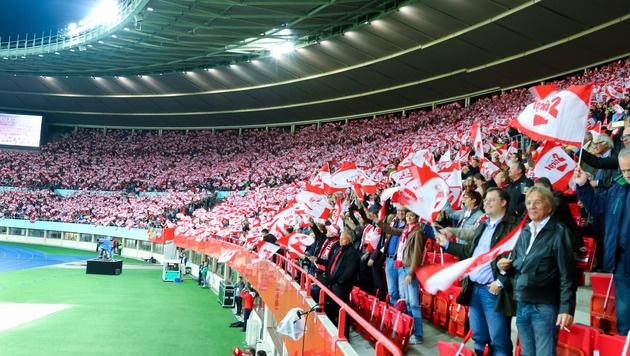"""""""Stadionverbot"""" für Koller? Machtwort vom Stadtrat (Bild: APA/EXPA/SEBASTIAN PUCHER)"""