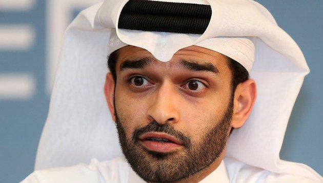 "Alkohol-Konsum bei Katar-WM in ""bestimmten Zonen"" (Bild: APA/AFP/KARIM JAAFAR)"