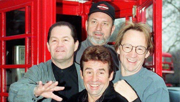 Boyband-Legende Monkees geht wieder auf Tour (Bild: Fiona Hanson/EPA/picturedesk.com)