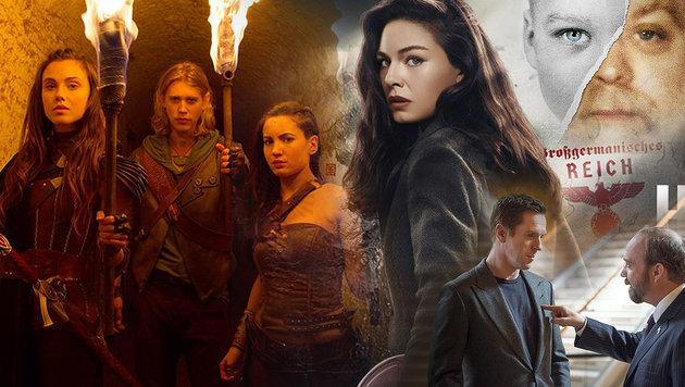 Diese neuen Top-Serien finden Sie nicht im TV! (Bild: MTV, Amazon, Netflix, Showtime)