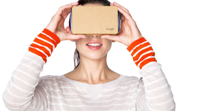 Google integriert VR-Technologie in Android (Bild: Google)