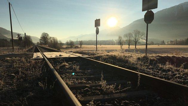 Mit dem Ende der Gailtalbahn werden den Gemeinden Kosten bei der notwendigen Absicherung erspart (Bild: Hannes Wallner)