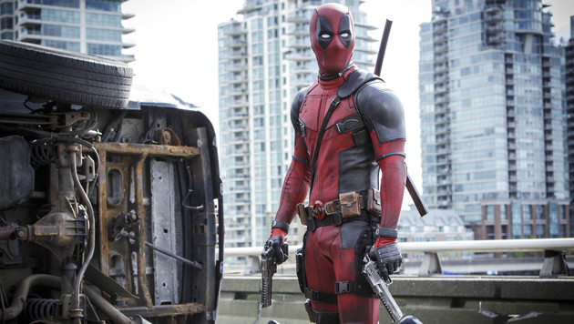 "Ryan Reynolds in ""Deadpool"" (Bild: Viennareport)"