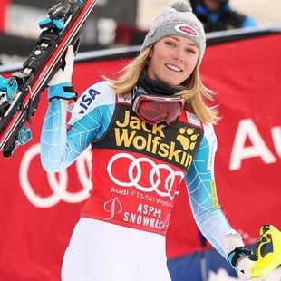 Shiffrin kehrt n�chste Woche in den Weltcup zur�ck (Bild: 2015 Getty Images)