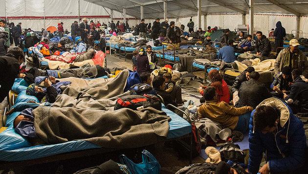 Wohnungen: Asylwelle verschärft Situation in Wien (Bild: APA/NEUMAYR/MMV)