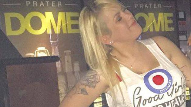 """""""Jaqueline ist das City4U-Party-Girl der Woche! (Bild: Facebook)"""""""