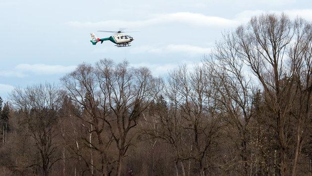Unvorstellbar: Opfer filmte Minuten nach Zug-Crash (Bild: APA/dpa/Sven Hoppe)
