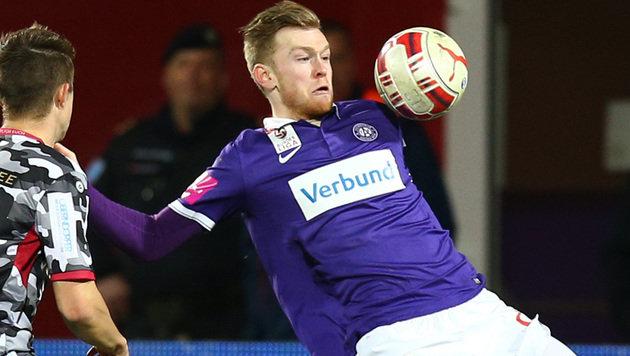 1:0! Friesenbichler schießt Austria ins Halbfinale (Bild: GEPA)