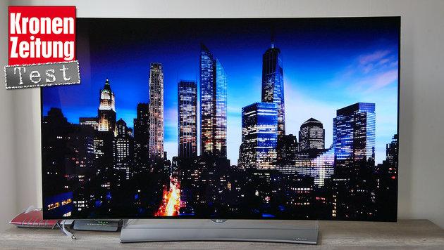 LG 4K-OLED: Wirklich die erhoffte TV-Revolution? (Bild: Dominik Erlinger)