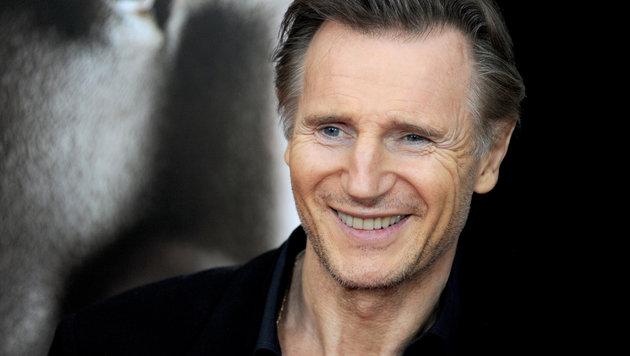 Liam Neeson (Bild: Viennareport)