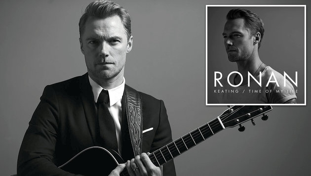 Ronan Keating singt auf neuem Album fürs Herz (Bild: Universal Music)