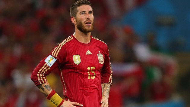 Sergio Ramos glaubt an dritten EM-Triumph Spaniens (Bild: GEPA)