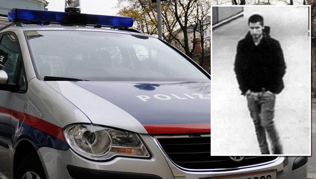 Sextäter (22) gefasst: Bereits zehn Opfer bekannt (Bild: LPD WIEN)