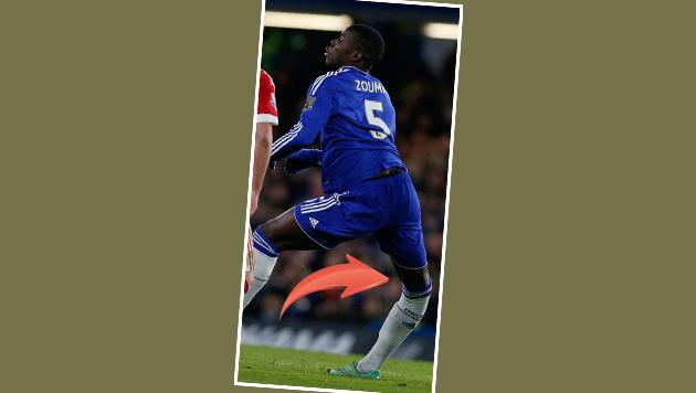 Bitter! Chelsea-Spieler Kurt Zouma fällt wegen eines Kreuzbandrisses bei seiner Heim-EM aus. (Bild: APA/AFP/IAN KINGTON)