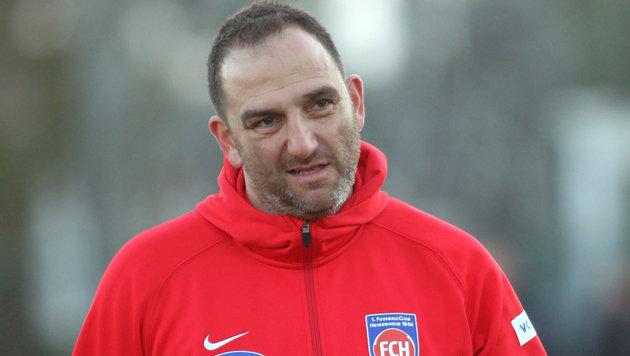 Heidenheim-Coach Frank Schmidt (Bild: GEPA)