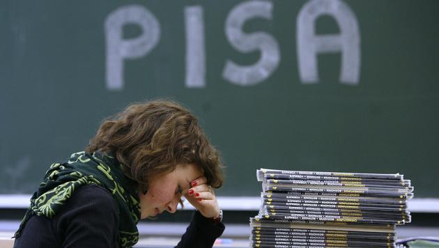 PISA-Test: Das nächste Debakel für Österreich (Bild: APA/Robert Jäger)