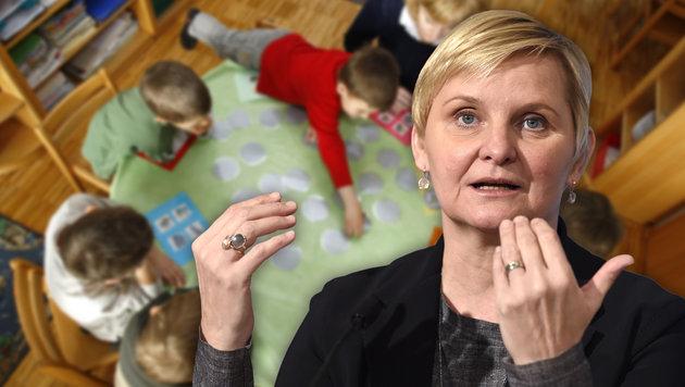 """Frauenberger: """"Für Deutschkurse fehlen 25 Mio. €"""" (Bild: APA/Harald Schneider, APA/HELMUT FOHRINGER)"""