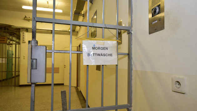 """Justizwache: """"Das Sicherheitssystem ist löchrig"""" (Bild: © Foto Ricardo, Richard Heintz)"""